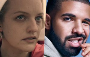 "Drake na segunda temporada de ""The Handmaid's Tale""? A autora topa!"