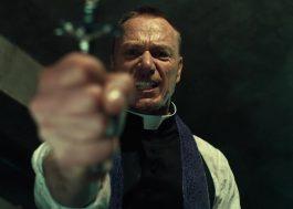 """Padre foi chamado para benzer o set da série """"O Exorcista"""""""