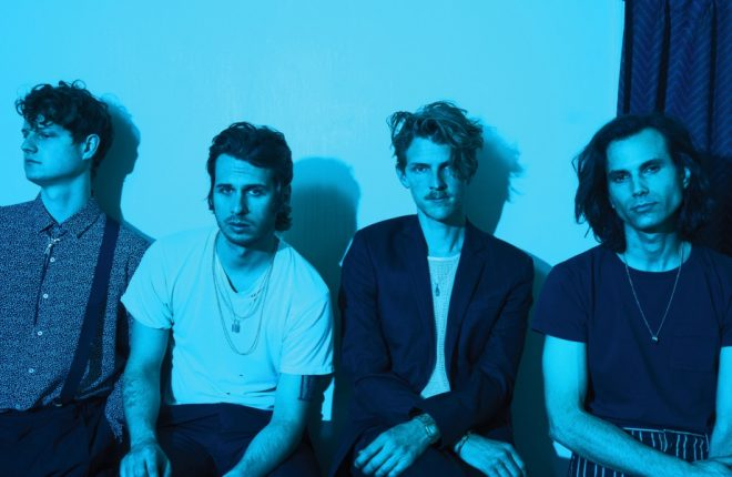 Foster The People will return with its third, as-yet-untitled album this summer. In the meantime, the L.A. band has just released three new songs.