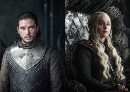"""Game of Thrones"": fotos do encontro entre Gelo e Fogo no próximo episódio"