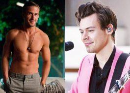 Ryan Gosling comenta o fato de Harry Styles ter palpitações ao vê-lo sem camisa