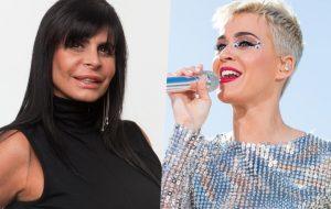 "Katy Perry diz que Gretchen ""é a internet"""
