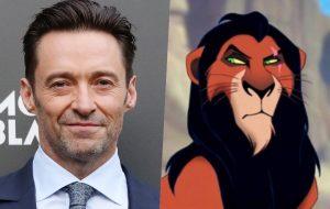 """""""O Rei Leão"""": Representantes de Hugh Jackman desmentem informação de que ator dublará Scar"""