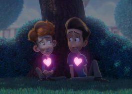 Aquele curta sobre um garoto gay apaixonado já está disponível!