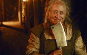 """Kathy Bates não estará em """"American Horror Story: Cult"""""""