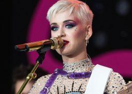Katy Perry fará shows no Brasil em março de 2018, segundo jornal