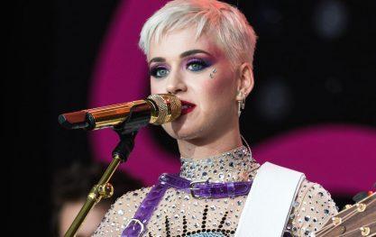 Katy no Brasil em 2018
