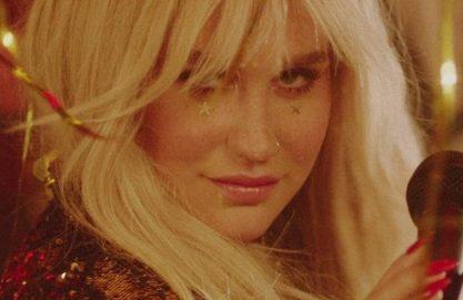 Kesha no topo da Billboard