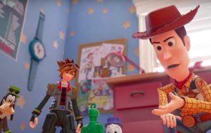 """""""Kingdom Hearts 3"""" chega em 2018 e terá mundo de """"Toy Story"""""""