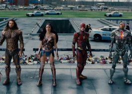 """Quatro minutos de cenas INCRÍVEIS no novo trailer de """"Liga da Justiça"""""""