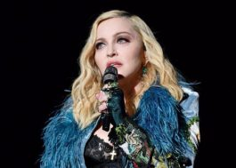 """Madonna mandou avisar: """"Em 2018 eu estou de volta"""""""