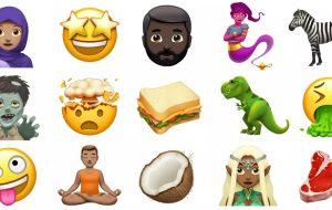 Apple anuncia novos emojis para comemorar o Dia Mundial do Emoji