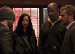 """""""Os Defensores"""" ganha novo trailer com Jessica Jones, Demolidor e todo mundo tentando se entender"""