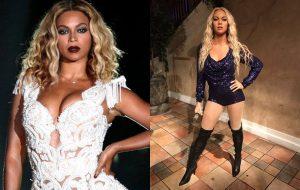 """Estátua de cera bizarra de Beyoncé passa por """"ajustes"""" após polêmica"""