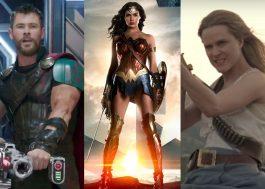 Todos os trailers de filmes e séries divulgados na Comic-Con que você precisa assistir