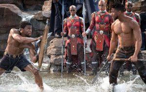 """Essas 20 fotos lindas de """"Pantera Negra"""" nos deixaram com mais vontade de ver o filme"""