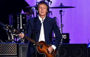 Confirmado! Paul McCartney fará dois shows no Brasil em 2019!