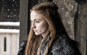 """Sophie Turner deixa escapar que """"Game of Thrones"""" só volta mesmo em 2019"""
