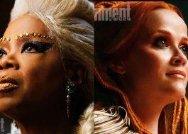 Oprah e Reese Witherspoon aparecem em imagens do novo filme da Disney