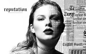 Parece que descobriram a capa do novo CD da Taylor Swift