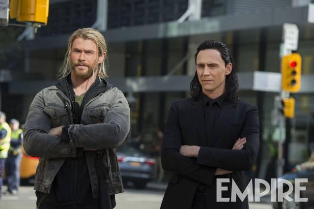 Thor Ragnarok exclusive