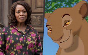 """Alfre Woodard fará a voz da mãe de Simba em """"O Rei Leão"""""""