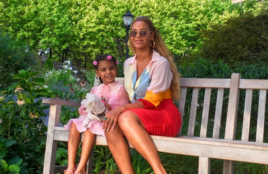 blue ivy carter birthday party pictures 2017