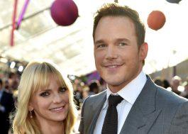 Chris Pratt e Anna Faris estão se separando! :(