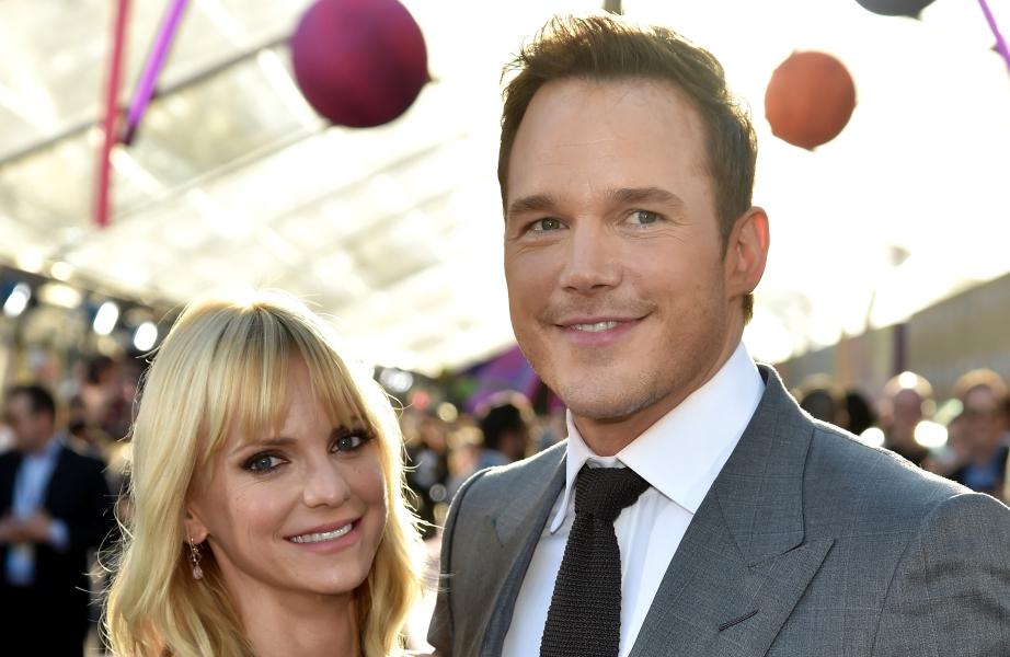 Chris Pratt e Anna Faris estão se separando!