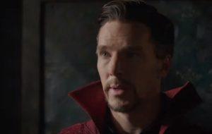 """Olha o Doutor Estranho em novo trailer de """"Thor: Ragnarok"""""""