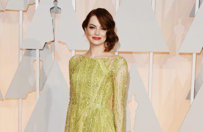 Emma Stone cada vez mais rica