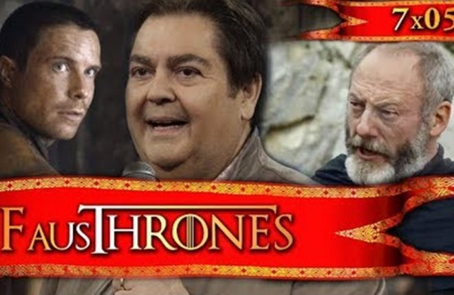 faustao game of thrones