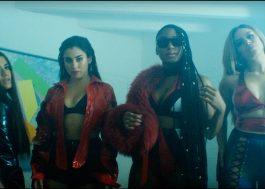 """Fifth Harmony lança clipe todo sensual de """"Angel"""""""