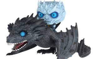 """Game of Thrones"": vai ter Funko Pop do Rei da Noite com o Viserion!"