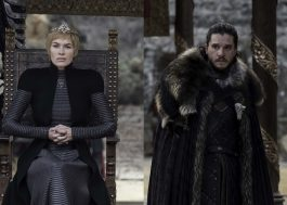 """Game of Thrones"": Cersei e Jon Snow se encontram nas fotos do último episódio"