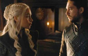 "Emilia Clarke e Kit Harington falam sobre o final de ""Game of Thrones"""