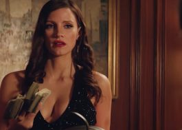 "Jessica Chastain é a rainha do pôquer no trailer de ""Molly's Game"""