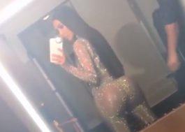 Vem saber mais da roupa de R$ 23 mil da Kim Kardashian que brilha muito
