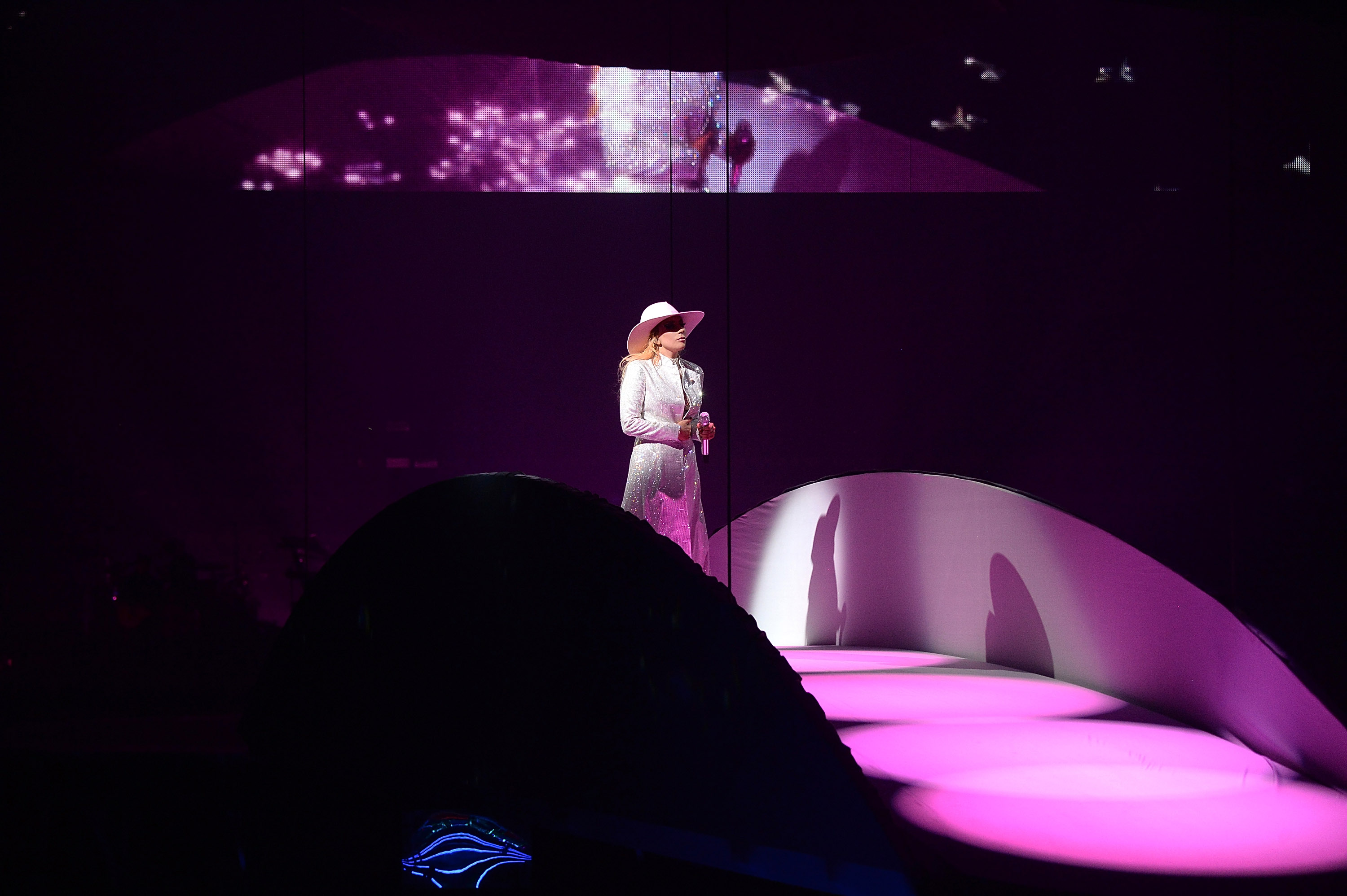 "Lady Gaga ""Joanne"" World Tour Opener - Vancouver"