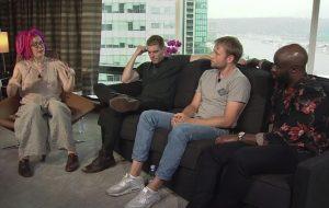 """""""Sense8"""": Lana Wachowski brinca que vai escrever 3ª temporada porque acredita nos fãs"""