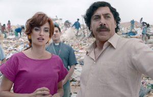 Vem ver Javier Bardem e Penélope Cruz no filme sobre Pablo Escobar
