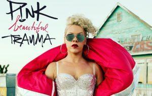 """Já dá pra ouvir prévias de todas as músicas do novo álbum da P!nk, """"Beautiful Trauma"""""""