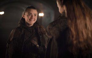"""""""Game of Thrones"""": atrizes falam sobre aquele reencontro super esperado"""