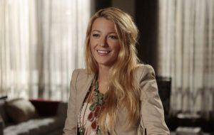 Blake Lively se machuca em set de filme e gravações são suspensas