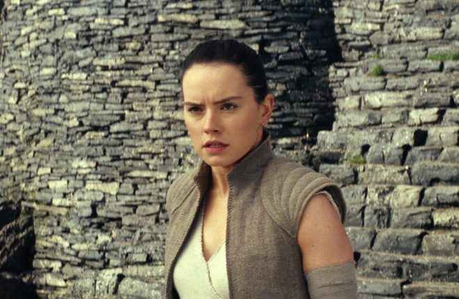 Star Wars: The Last Jedi Rey (Daisy Ridley)