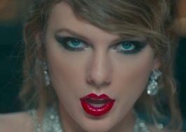 """Taylor Swift divulga prévia de sua nova música, """"Gorgeous""""!"""