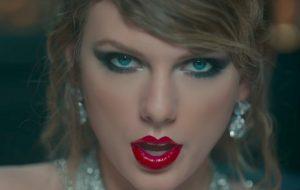 Olha o recorde que você me fez bater: clipe da Taylor Swift foi visto mais de 43 MILHÕES de vezes