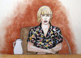 """""""É difícil desenhar Taylor, porque ela é muito bonita"""": é o que pensa o artista do processo contra radialista"""