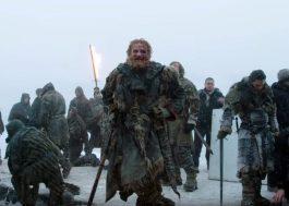 """""""Game of Thrones"""": vídeo mostra o quão difícil foi gravar a batalha no gelo"""