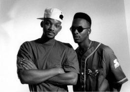 """Will Smith lança música com DJ Jazzy Jeff; ouça """"Get Lit""""!"""